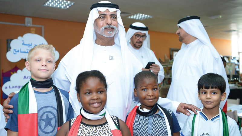 Photo of UAE Initiative: Arabic Language As Language of Tolerance